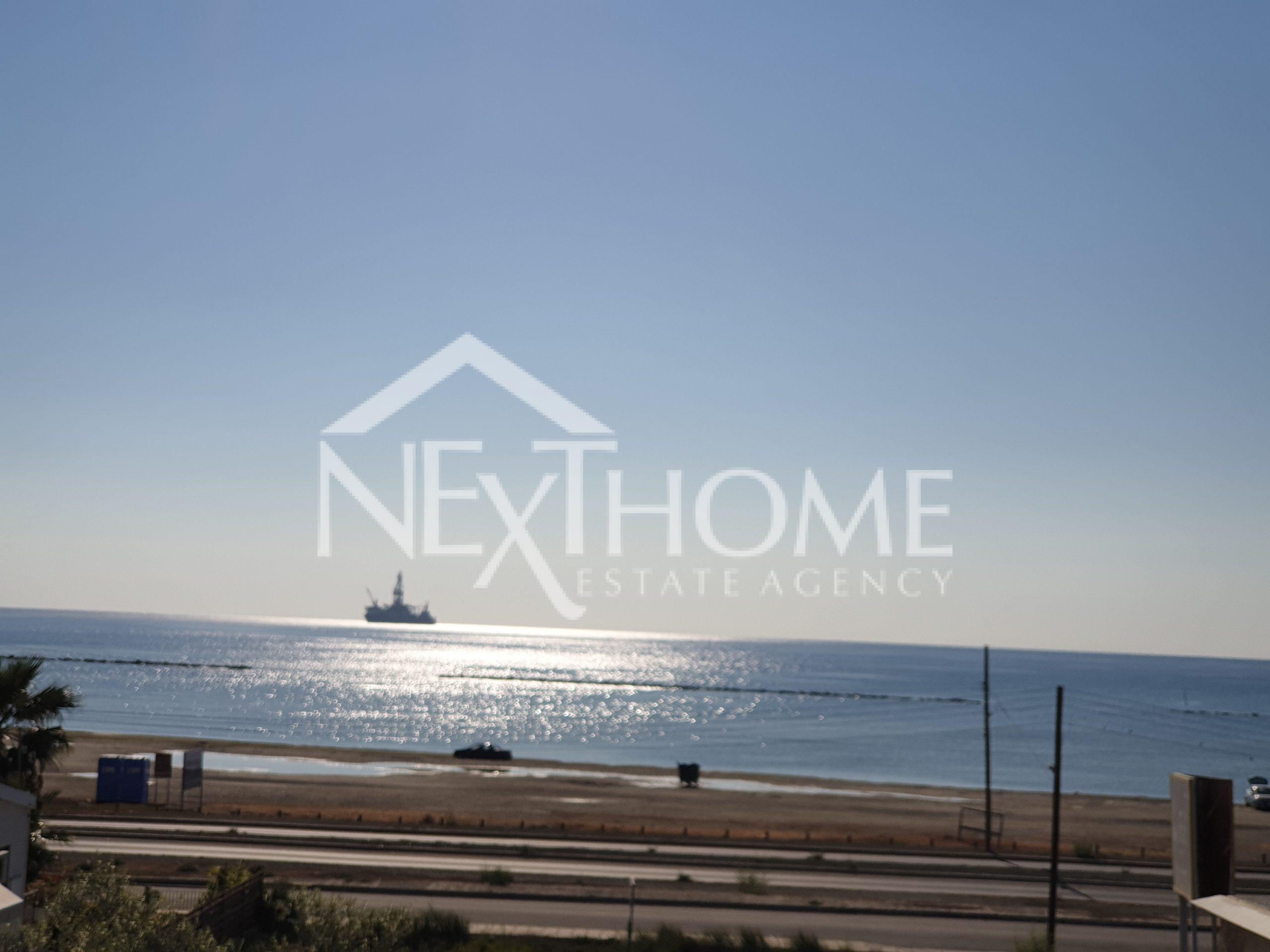 2 BEDR SEA VIEW FLAT/MESSONETE IN DEKELIA TOURIST AREA, LARNACA